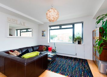 Thumbnail 1 bed flat for sale in Boleyn Road, London