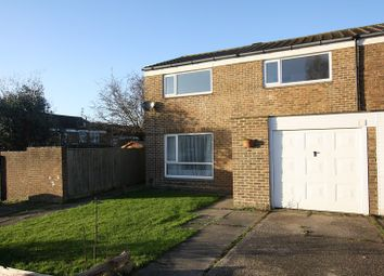 Thumbnail 4 bed semi-detached house to rent in Southgate, Crawley, West Sussex.