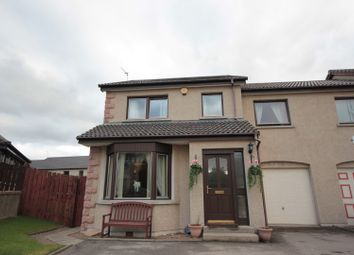 Thumbnail 3 bedroom semi-detached house for sale in Pitmedden Mews, Aberdeen