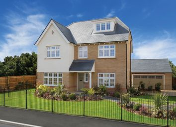 "Thumbnail 5 bed detached house for sale in ""Highgate 5"" at Southfleet Road, Ebbsfleet"