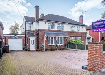 Thumbnail 4 bed semi-detached house for sale in Bridle Path, Werrington, Stoke-On-Trent