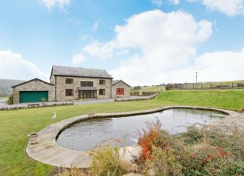 Thumbnail 4 bed detached house for sale in Bamford Road, Ramsbottom, Bury, Lancashire