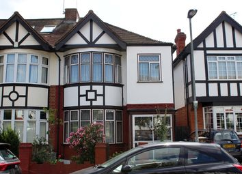 3 bed end terrace house for sale in Crescent Rise, Alexandra Park, London N22