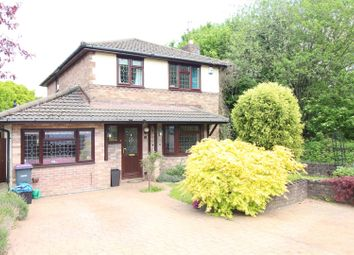 Thumbnail 4 bed detached house for sale in Ashleigh Court, Henllys, Cwmbran