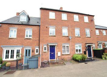 Thumbnail 4 bed town house for sale in Ealand Street, Rolleston-On-Dove, Burton-On-Trent