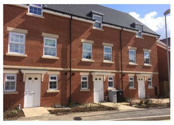 Thumbnail 3 bed terraced house to rent in Bradley Drive, Grantham