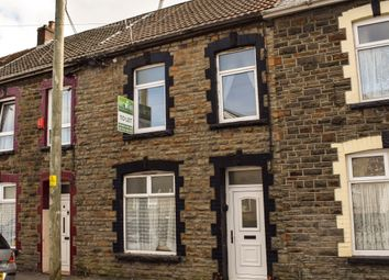 Thumbnail 3 bed terraced house to rent in Royal Cottages, Maerdy, Ferndale
