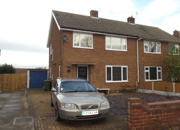 Thumbnail 3 bed semi-detached house to rent in Broadway West, Fulford, York