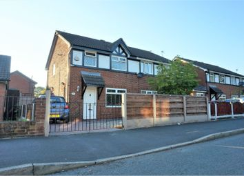 Thumbnail 3 bed semi-detached house for sale in Grecian Street, Salford