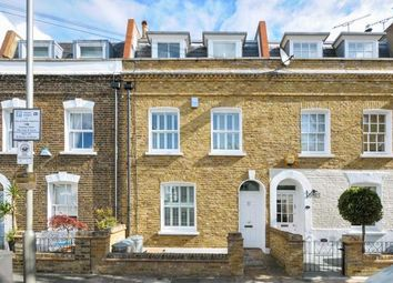 Thumbnail 3 bed terraced house to rent in Knowsley Road, London