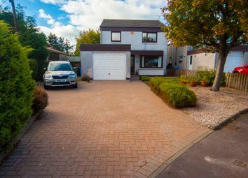 Thumbnail 4 bed detached house for sale in Broomhill Avenue, Larbert