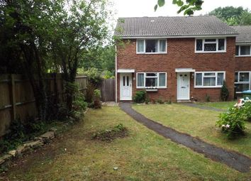 Thumbnail 2 bed end terrace house for sale in Sandpiper Road, Southampton