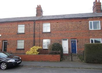 Thumbnail 2 bed terraced house for sale in Station Road, Sutton Weaver, Runcorn