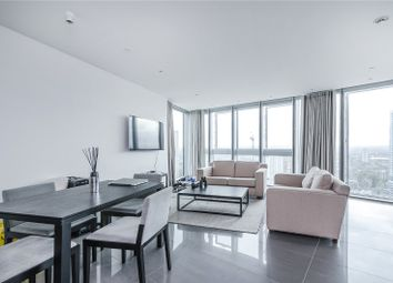 Thumbnail 1 bedroom flat for sale in The Tower, 1. St. George Wharf, London
