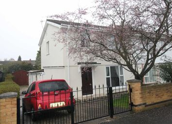 Thumbnail 3 bed semi-detached house for sale in Melford Road, Bilborough, Nottingham