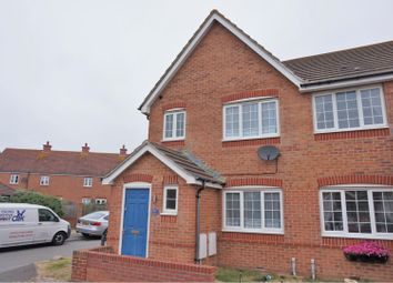 Thumbnail 3 bed semi-detached house for sale in Tide Way, Bracklesham Bay