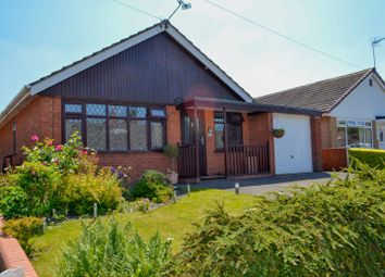 Thumbnail 2 bed detached bungalow for sale in Brown Avenue, Church Lawton