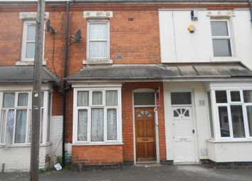Thumbnail 2 bed terraced house to rent in Blackford Street, Birmingham
