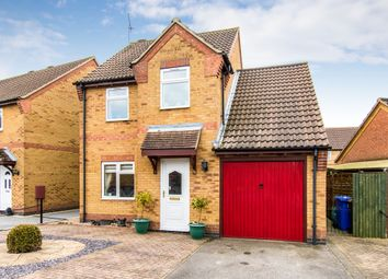 Thumbnail 3 bed detached house for sale in Wing Drive, Fishtoft, Boston