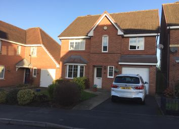 Thumbnail 5 bed detached house to rent in Laughton Close, Northfield, Birmingham