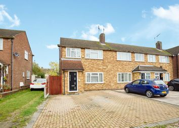 Thumbnail 3 bed semi-detached house for sale in Woodland Avenue, Brentwood, Essex