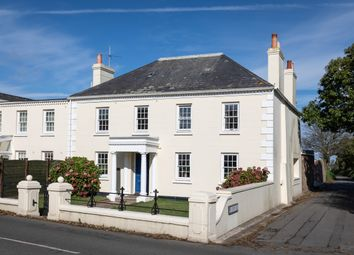 Thumbnail 3 bed semi-detached house for sale in La Rue De La Croix, St. Ouen, Jersey