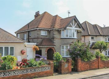 Thumbnail 3 bed detached house for sale in Baddlesmere Road, Tankerton, Whitstable