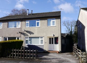 Thumbnail 3 bed semi-detached house for sale in 32 Victoria Road North, Windermere