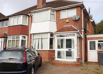 3 bed semi-detached house to rent in Great Stone Road, Northfield B31