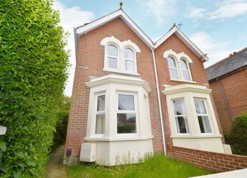Thumbnail 2 bed semi-detached house to rent in Hilton Road, Gurnard, Cowes