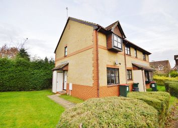 Thumbnail 2 bed end terrace house to rent in Normandy Close, Maidenbower, Crawley, West Sussex
