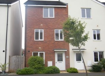 Thumbnail 4 bed property to rent in Thursby Walk, Pinhoe, Exeter