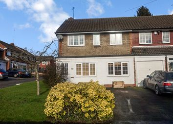3 bed end terrace house for sale in Breeden Drive, Curdworth, Sutton Coldfield B76