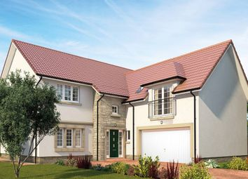 "Thumbnail 5 bed detached house for sale in ""The Melville"" at Capelrig Road, Newton Mearns, Glasgow"