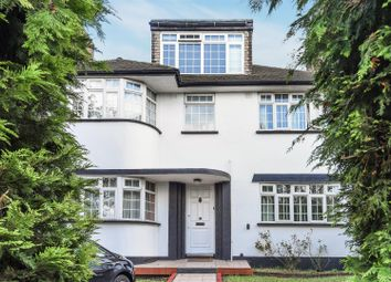 Thumbnail 5 bed detached house for sale in Leigham Court Road, London