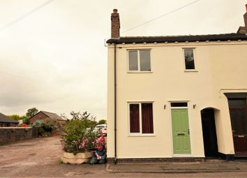 Thumbnail 2 bed end terrace house for sale in Leycett Road, Scot Hay, Newcastle Under Lyme