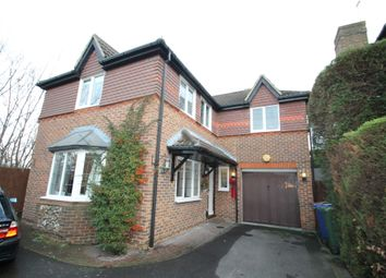 Thumbnail 5 bed detached house to rent in Brandon Close, Chafford Hundred, Essex