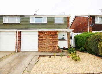 Thumbnail 3 bed semi-detached house for sale in Furzedale Gardens, Hythe, Southampton