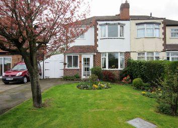 Thumbnail 3 bed semi-detached house for sale in Ochard Villas, Alcester Road
