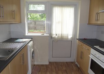 Thumbnail 2 bedroom maisonette to rent in Rowle Close, Stantonbury, Milton Keynes