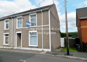 Thumbnail 2 bed end terrace house for sale in Ael-Y-Bryn, Earl Street, Tredegar