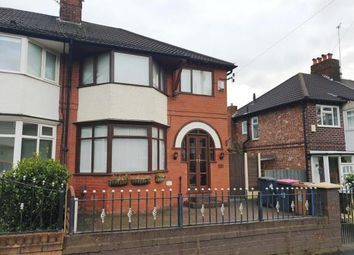 Thumbnail 3 bed semi-detached house for sale in Castleway, Salford, Greater Manchester