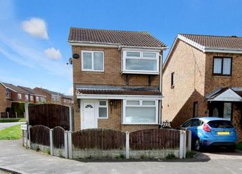 Thumbnail 3 bed detached house for sale in Yarwell Drive, Maltby, Rotherham, South Yorkshire