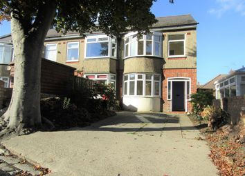 Thumbnail 3 bedroom semi-detached house for sale in Church View, Southsea