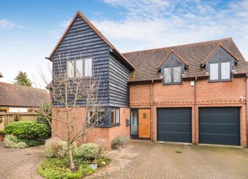 Thumbnail 4 bed detached house for sale in Townside, Haddenham, Aylesbury