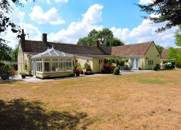 Thumbnail 4 bed detached bungalow for sale in Braintree Road, Dunmow