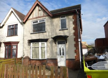 Thumbnail 3 bed semi-detached house for sale in Henderson Avenue, Scunthorpe