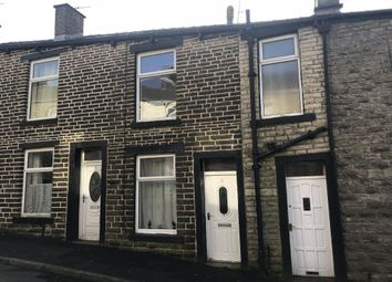 Thumbnail 1 bed terraced house to rent in Rifle Street, Haslingden, Rossendale