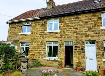 Thumbnail 2 bed terraced house for sale in The Cottage, Park View, Whixley, North Yorkshire