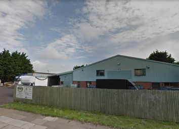 Thumbnail Industrial for sale in Cromwell Road, Grimsby